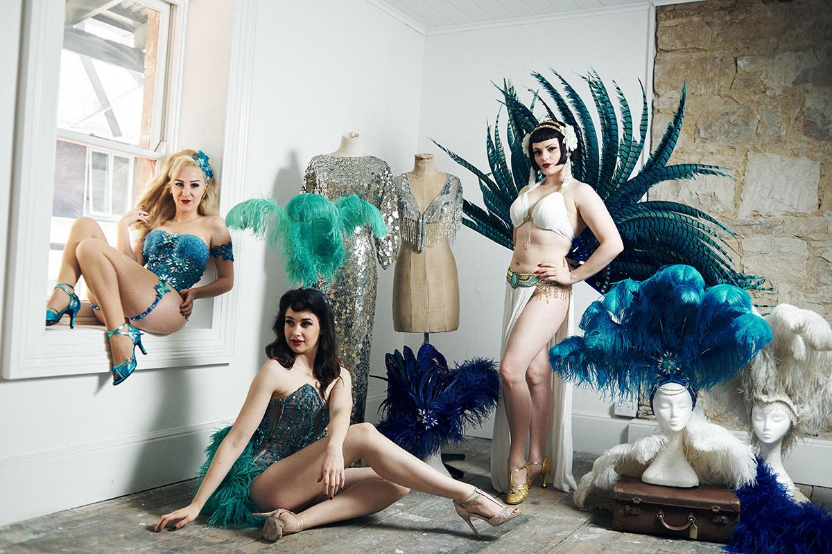 Burlesque Museum Kensington Street Studio